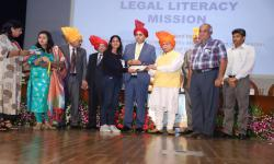 Annual Function-Student Legal Literacy Mission-2017-18